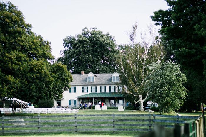 Sprinton Manor Farm Wedding Venue