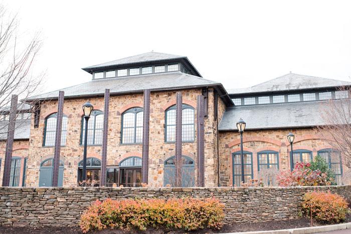 Exterior of Phoenixville Foundry
