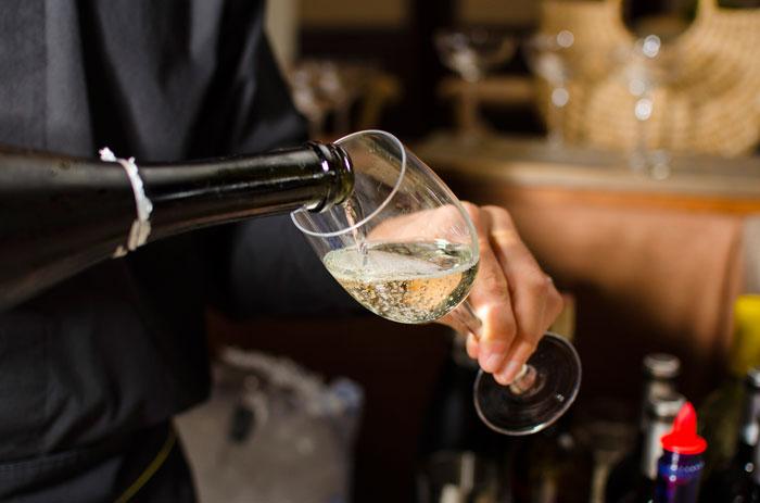 Wedding Wine Bar