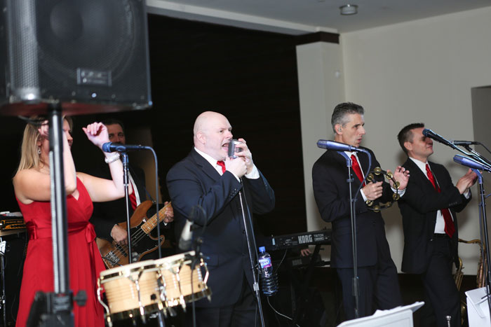 Live Band at Rocking Good Time Party