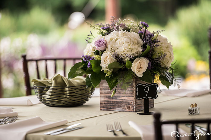 Lilac and Lavender Wedding Color Palettes