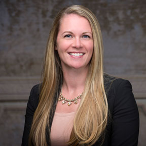 Megan Freeman, Director of Sales at Queen of Hearts Catering