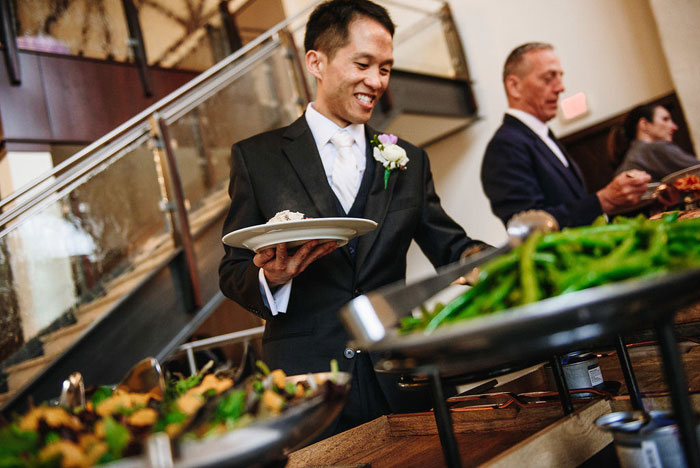 Wedding Buffet Food Trends