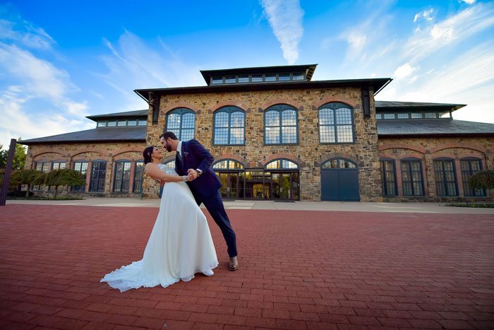Phoenixville Foundry Fall Wedding