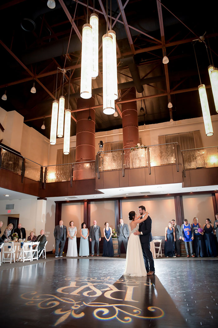 First Dance at the Phoenixville Foundry