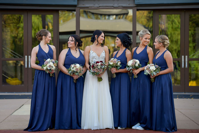 Wedding Party Photo Opportunities at Phoenixville Foundry