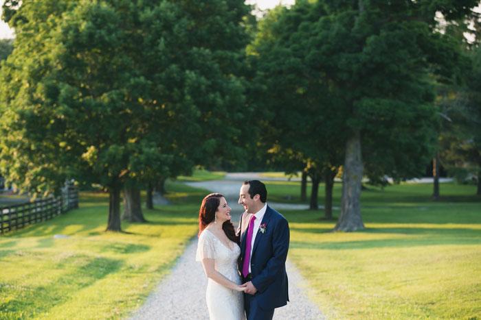 Natural Wedding Beauty at Springton Manor Farm Fall