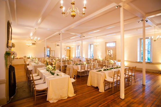 Historic Yellow Springs event venue