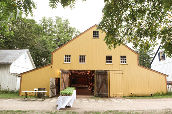 Landis Valley Farm Museum event venue