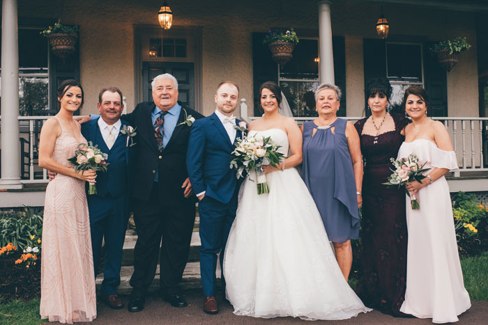 Nikki and James' Wedding at Springton Manor Farm
