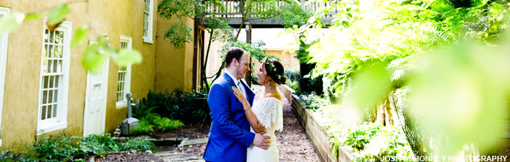 Wedding at Historic Yellow Springs