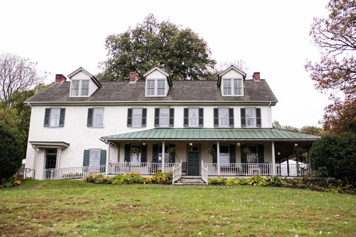 Springton Manor Farm Wedding Venue
