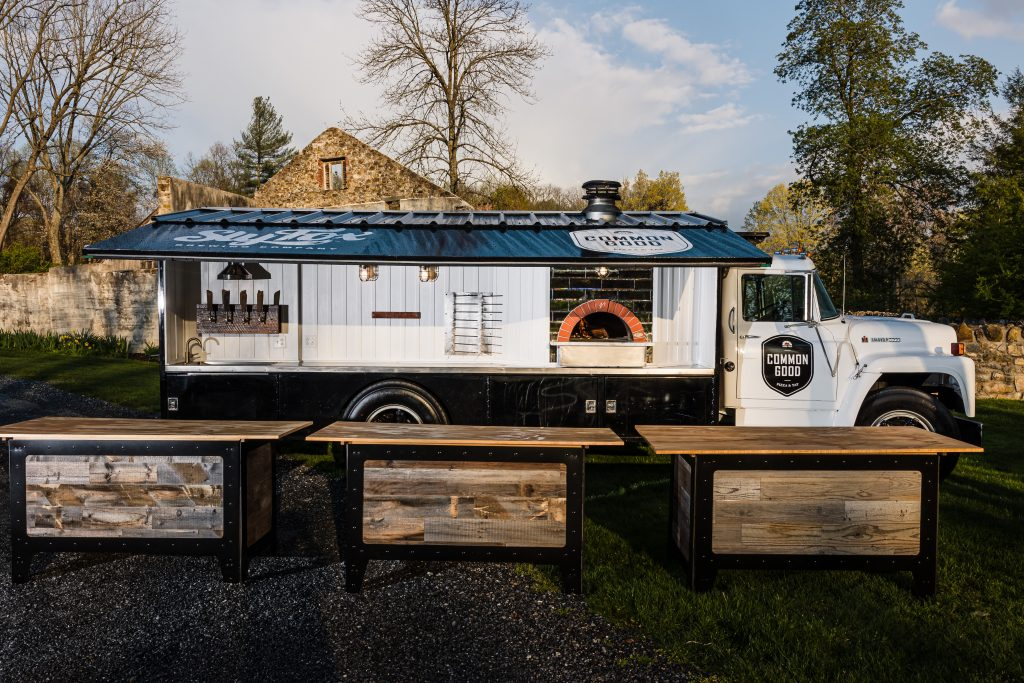 Common Good Pizza and Tap Truck