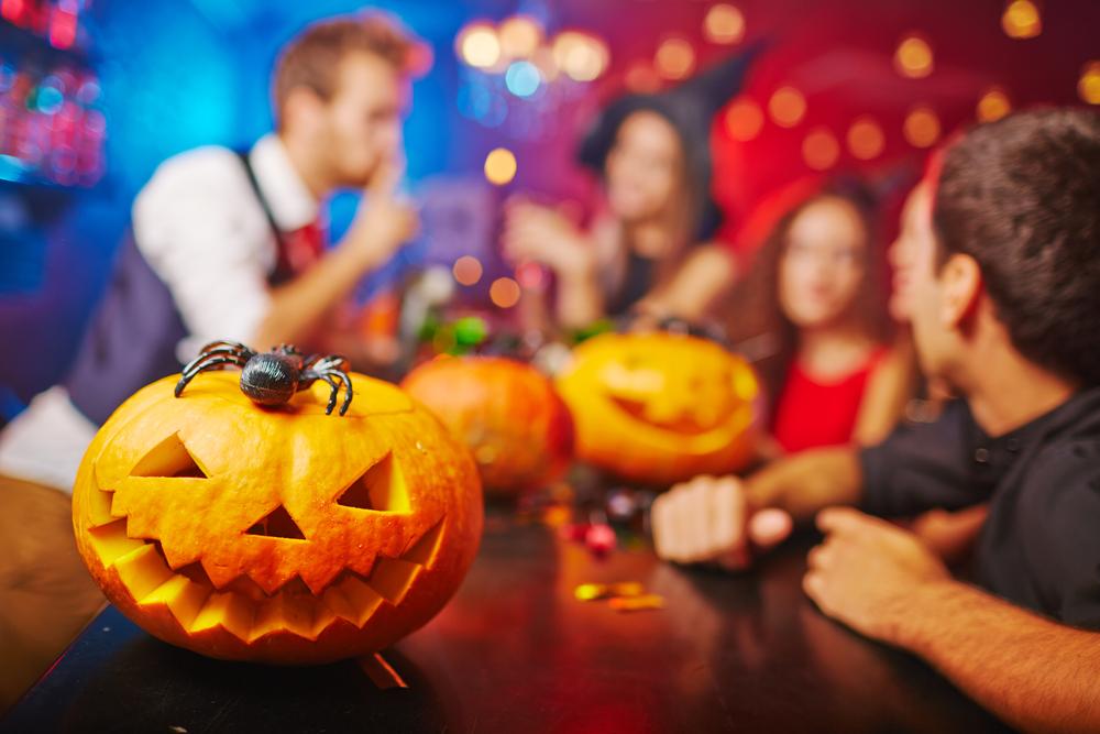 Employee Appreciation Halloween Party
