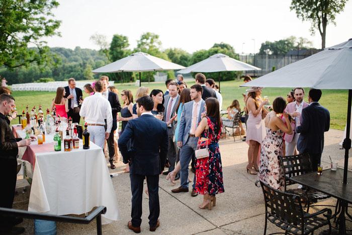 Outdoor Brunch Wedding