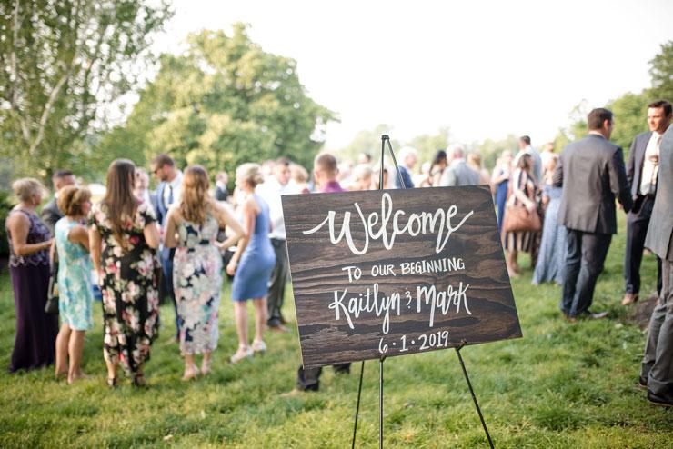 Philadelphia Backyard Wedding Ideas