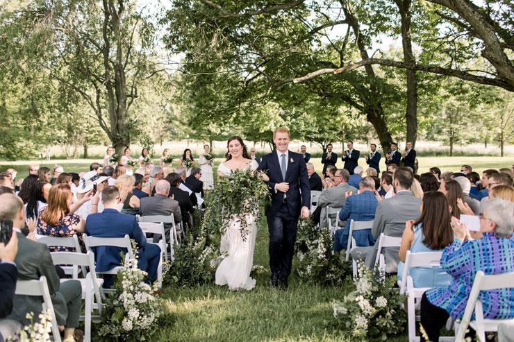 Backyard Weddings in Philadelphia