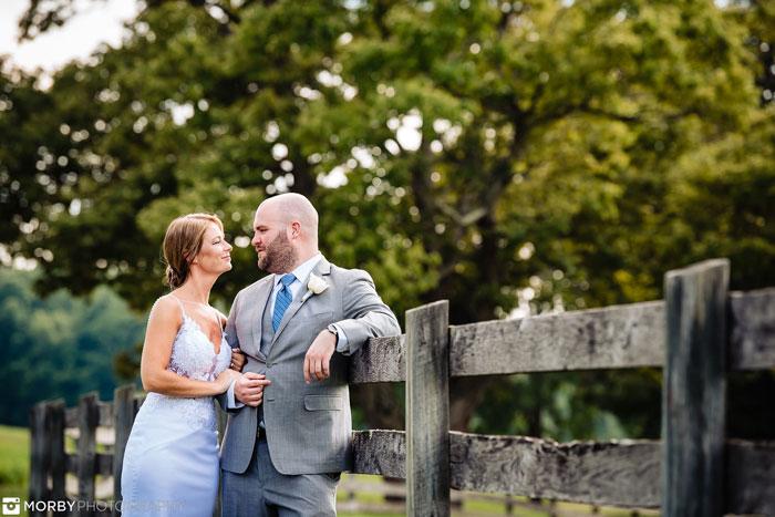 Angela and Andrew's Wedding at Springton Manor Farm