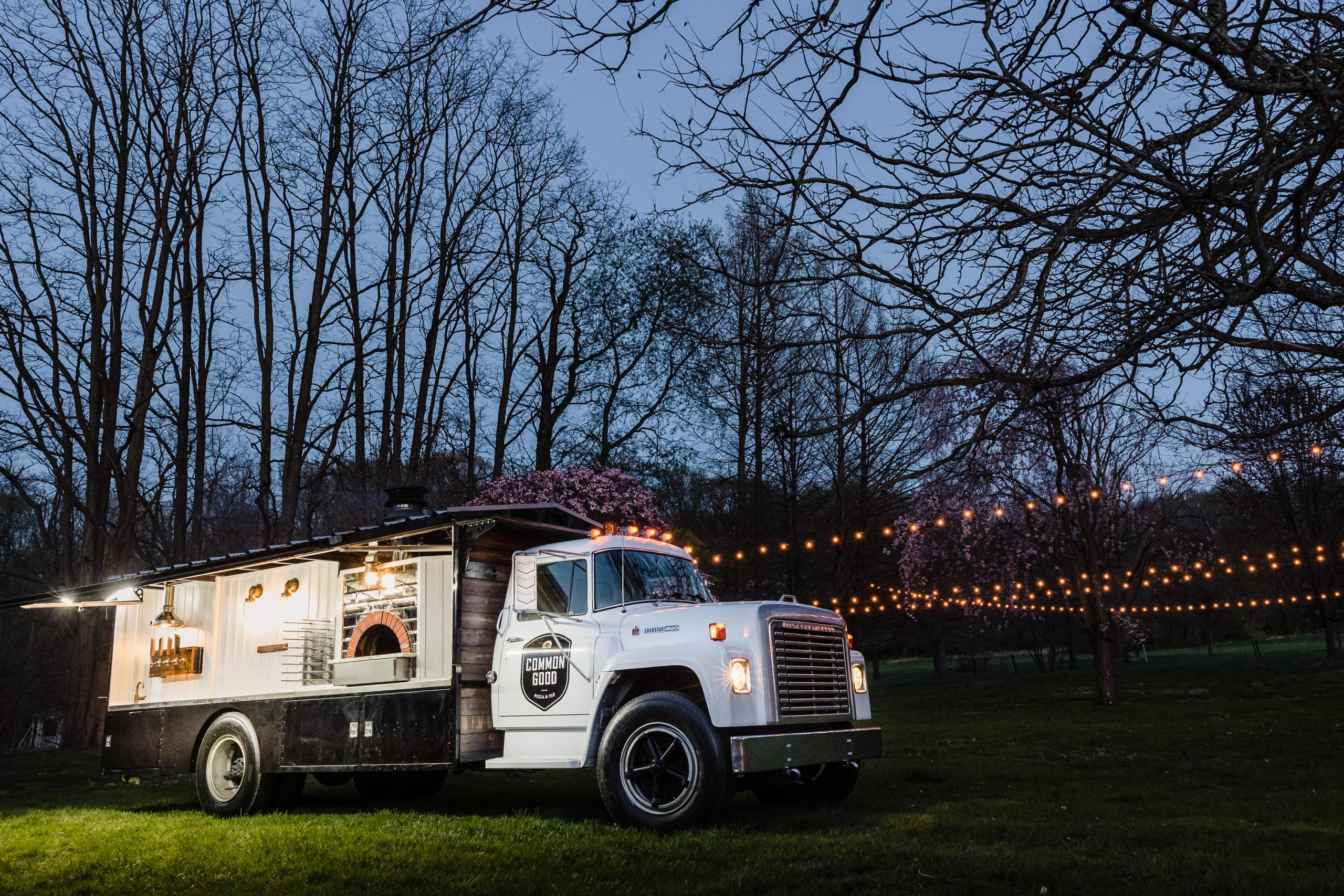 Common Good Pizza and Tap Truck for Late Night Snack